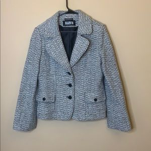 Marvin Richards patterned blazer